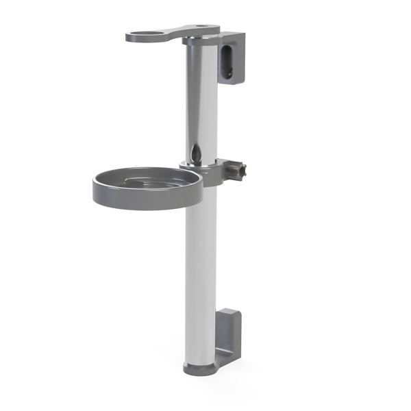 wall mount hand station standard