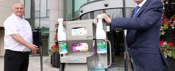 trailblazer hygiene
