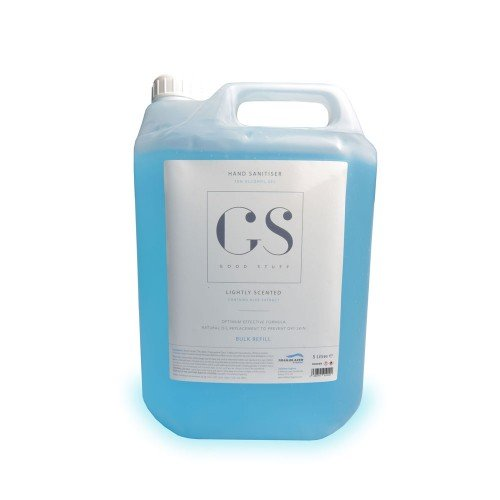 Luxury Sanitiser 5l bulk bottle